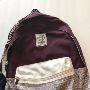 VS Pink backpack
